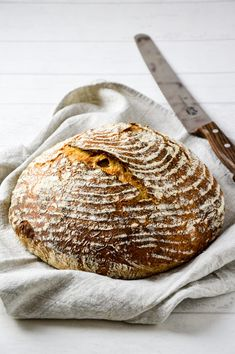 reines-dinkel-sauerteigbrot-ohne-hefe-backen-macht-glucklich/ delivers online tools that help you to stay in control of your personal information and protect your online privacy. Bread Without Yeast, No Yeast Bread, Sugar Bread, Yeast Bread Recipes, Bread Bun, Sourdough Bread, Bread Baking, Craving Bread, Fermented Bread