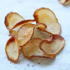 Fruit And Vegetable Chip Recipes: Healthy Homemade Snacks