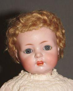 """14"""" K*R 121 Toddler, All Antique/Original - Faraway Antique Shop 2, http://farawayantiqueshop2.com/14-k-r-121-toddler-all-antique-original/ #unitedsellers"""