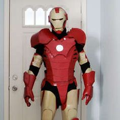 DIY Iron Man Costume Too Cool!