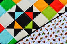 Sew Fresh Quilts: Top 10 Tips for New Quilters - Quilting with your Walking Foot