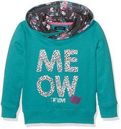 #blue #seven #Mädchen #Kapuzenpullover #Kl #Md #Sweatshirt, #Kapuze, #Blau…