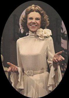 Kathryn Kuhlman. *Birthday 9 May (1907)* http://en.wikipedia.org/wiki/Kathryn_Kuhlman