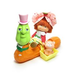 Berry Merry Worm Strawberry Shortcake Philbert Wormly toy