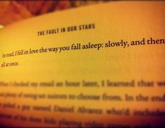 The Fault in our Stars Quote by John Green