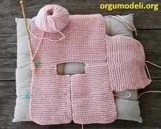 Bebek Yelek Örgü Modelleri - 8