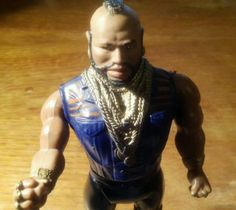 Vintage #1980's #a-team mr t, b.a. #baracus figure ,  View more on the LINK: http://www.zeppy.io/product/gb/2/111795653616/