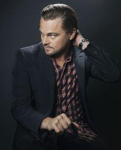 Celebrity Portraits by Victoria Will, Leonardo DiCaprio