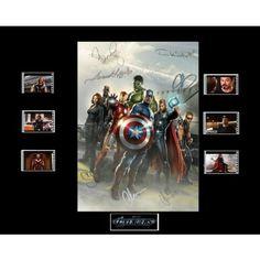 Avengers Film Cell Presentation  Comic by Everythingbutthatcom, £9.99