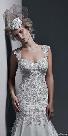 Sottero and Midgley Fall 2015 Wedding Dresses