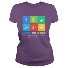 Science Not Silence  March For Science Chesapeake VA , Order HERE ==> https://www.sunfrog.com/Events/116997382-503974738.html?89701, Please tag & share with your friends who would love it , #christmasgifts #superbowl #birthdaygifts