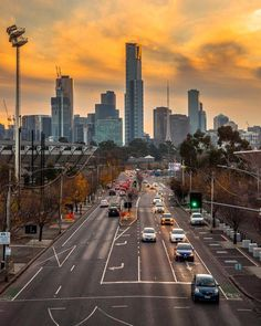 Melbourne Australia #city #cities #buildings #photography