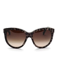 Dark Brown Leopard Sunglasses by Dolce & Gabbana. Buy for $156 from MATCHESFASHION.COM