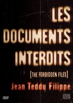 Les documents interdits (TV Series 1993- ????)