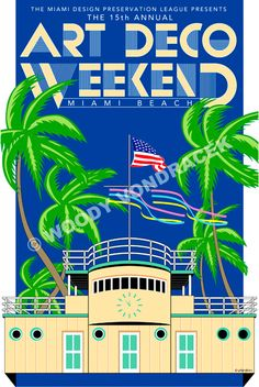 Art Deco Weekend ????