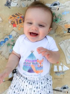 Adventure awaits quote baby onesie for newborn and by StarrJoy16