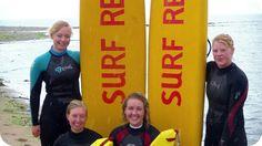 Exmouth [UK] Beach lifeguard course. www.beachlifeguardcourses.co.uk