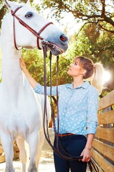 Equestrian style. #LCLaurenConrad #Kohls