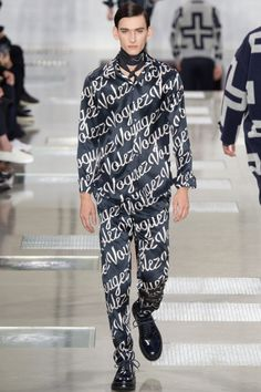 Louis Vuitton Celebrates Parisian Style for Fall Collection