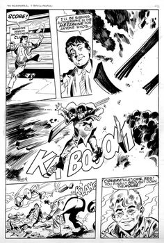 Colan Archie GN in Mike Pascale's Gene Colan Gallery Comic Art Gallery Room Fictional Heroes, Archie, Comic Art, Art Gallery, Comics, Cards, Art Museum, Cartoons, Maps