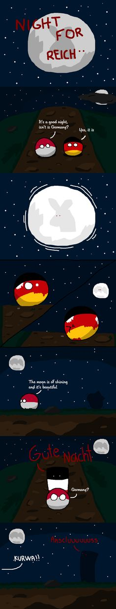 Scary Germany xD