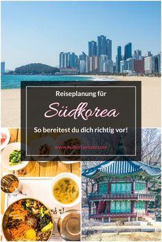 Informationen und Tipps für deine nächste Reise nach Südkorea. So bereitest du dich richtig vor.