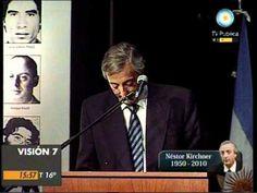 Nestor Kirchner.mpg Control, Carrera, Chile, War, Battle, Memoirs, Documentaries, Wrestling, Future Tense