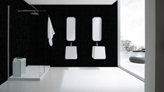 This fantastic new product is an upgraded version of our popular Classico Black Sparkle 250mm wide panel. The Aquabord Black Sparkle is wider (1000mm), thicker (10.5mm), and a lot tougher than the narrower panels, meaning this can be fitted into shower cubicles without the hassle of joints. Pvc Panels, Shower Wall Panels, Shower Cubicles, Tongue And Groove, Black Sparkle, Popular, Shower Stalls, Shower Walls, Shower Inserts