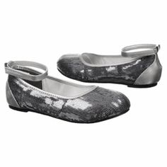 China -China Doll Silver Sequin Ballerina Shoe. Find|Buy|Shop|Compare|LollipopMoon.com only $13.99 - China Doll Shoes