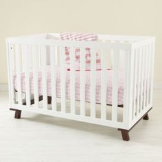900-freakin-dollars. I love the look of this crib but let's face it - I'm gonna end up buying a cheap one from Target. Who the heck has $900 for a crib???