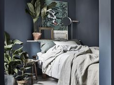 I denne HOW TO artikel har vi fokus på et skønt soveværelse, med masser af planter, som bringer liv og...