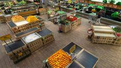 Zo zou de supermarkt eruitzien zonder bijen - Dierenwelzijn - TROUW