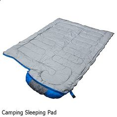 Camping Sleeping Pad - superb selection. Need to check out...