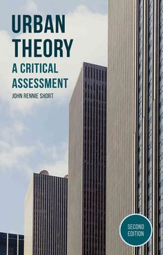 Urban Theory: A Critical Assessment (Paperback)