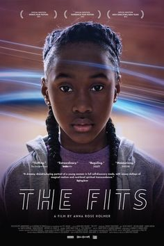 'The Fits' Movie Review (The Fits Movie Poster)