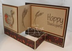Thanksgiving Traditions Z Box Fold by djlab - Cards and Paper Crafts at Splitcoaststampers