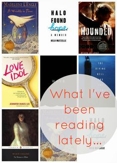Quick reviews of what I've been reading lately.