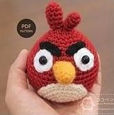 Angry birds-red bird awesome