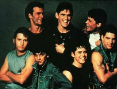 80's movies  The Outsiders