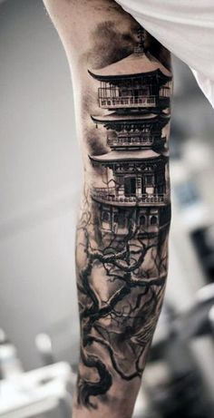 Arm Tattoos For Men - Designs and Ideas for Guys #TattooIdeasForGuys