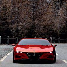 Stylistic BMW M1 Homage