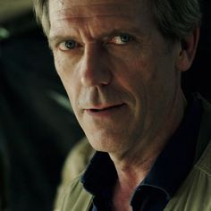 Hugh Laurie as Richard Roper was perfection