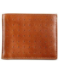 Jack Spade Men's Leather Slim Billfold
