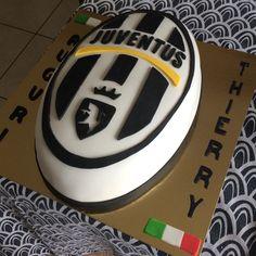 Juventus birthday cake Gâteau Juventus