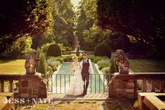 Wedding Photography, Jess & Nate Studios, Cranbrook House & Gardens, Detroit Wedding