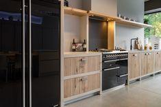Showroom keuken - landelijk