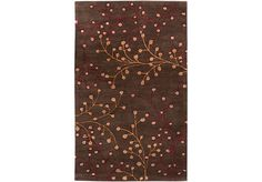 Shop for a Autumn Brown 8 x 11 Rug at Rooms To Go. Find Rugs that will look great in your home and complement the rest of your furniture. #iSofa #roomstogo
