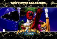 Power Rangers Zeo Wallpaper by scottasl.deviantart.com