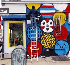 Sonni at work in Brooklyn, 3/15 (LP)