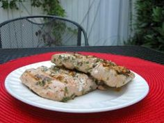 10 Quick and Healthy Recipes for Busy Families: Grilled Salmon Recipe
